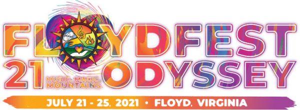 Floyd Fest 2021 Logo